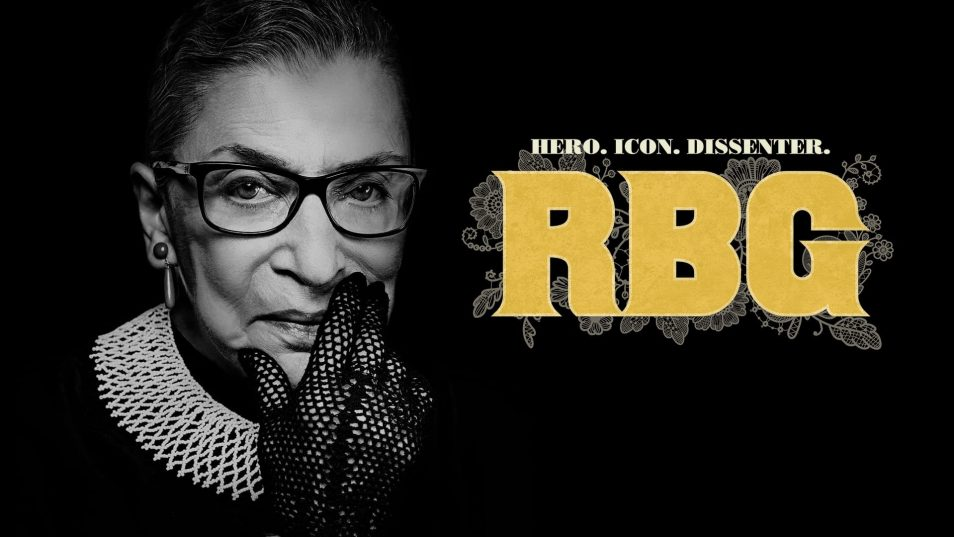 Freedom Films at Picturehouse: RBG – 13th December 2018