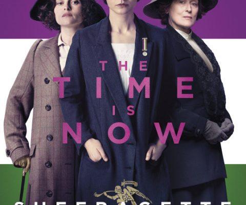 Freedom Films V: Suffragette – 1st March 2019