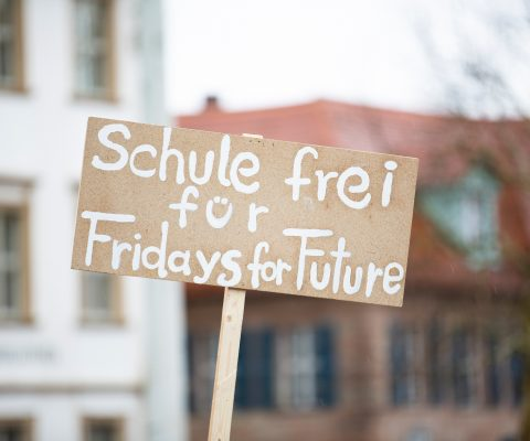 Future Friday VI | Narratives for Progress: Climate Change – 26th April 2019