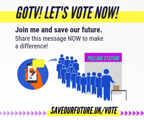 GOTV with WhatsApp