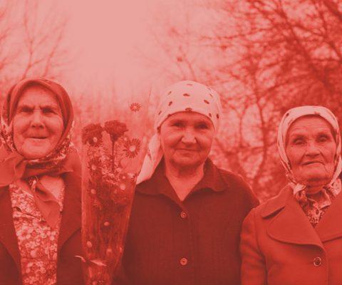 Freedom Films VIII: The Babushkas of Chernobyl – 7th June 2019