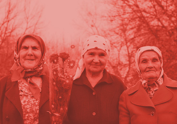 Freedom Films VIII: The Babushkas of Chernobyl – 7th June 2019